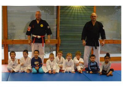 2014 baby kempo karate