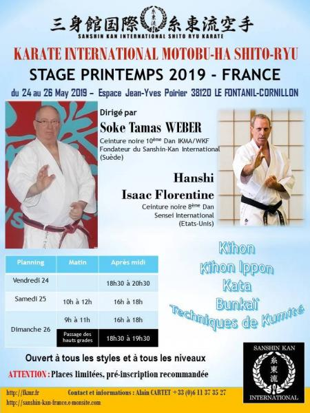 Stage 2019 francais